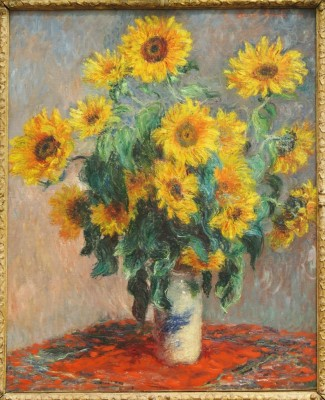 Bouquet of Sunflowers,1881