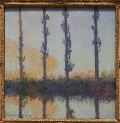 The Four Trees,1891