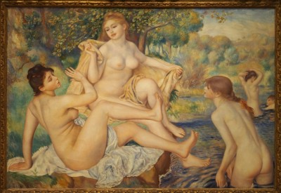 The Large Bathers, 1884-7