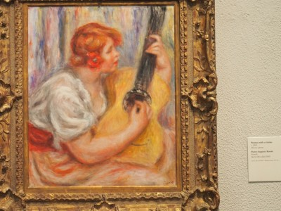 s-Woman wuth a Guitar, 1918