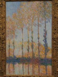 Poplars on the Bank of the Epte River, 1891